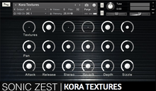 SonicZest Kora Textures
