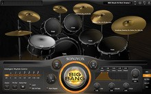 SONiVOX MI Big Bang Drums 2.0