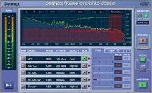 Sonnox Fraunhofer Pro-Codec 2.0