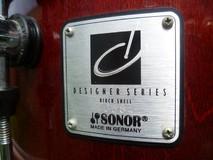 Sonor Caisse claire 14 '' Designer series numérotée