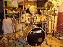 Sonor Designer erable light 6 toms