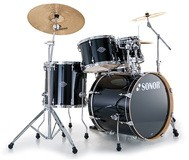 Sonor Essential Force Stage 1 Set - Piano Black