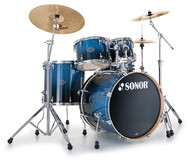 Sonor Essential Force Stage 2 Set - Blue Fade