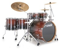 Sonor Essential Force Studio Set - Brown Fade