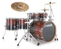 Sonor Essential Force Studio Set - Brown Fade