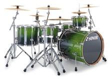 Sonor Essential Force Studio Set - Green Fade
