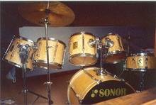 Sonor FORCE 3000 4 TOMS