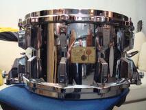 "Sonor Horst Link Steel HLD 588 14 x 8"" Snare"