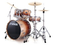 Sonor Select Force Stage 1 Set - Chrome & Autumn Fade