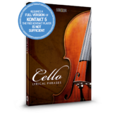 Sonuscore Lyrical Cello Phrases