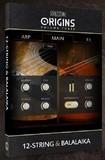 Sonuscore Origins Vol 3: 12 String & Balalaika