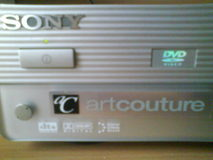 Sony DVP-S435 art couture