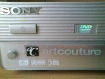 Sony DVP-S435 art couture