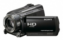 Sony HDR-XR500
