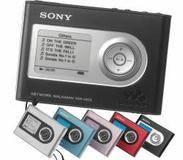 Sony NW-HD3