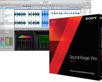 Sony Sound Forge Pro Mac 2