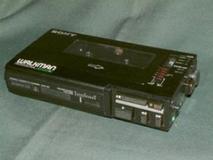 Sony WM-D6