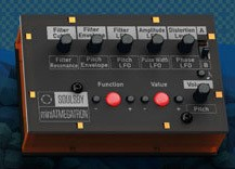 Soulsby Synthesizers miniAtmegatron