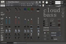 Sound Dust CloudBass