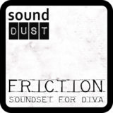 Sound Dust Friction