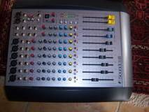 Soundcraft spirit E6