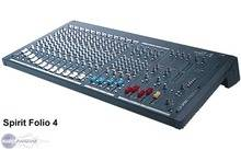 Soundcraft Spirit Folio 24/8/4