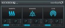 SoundSpot kickbox