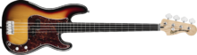 Squier Vintage Modified Precision Bass Fretless