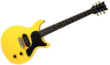 SR Guitars SRLP Study Double Cut - TV Yellow