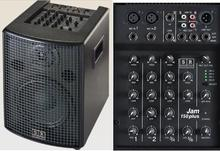 SR Technology JAM150 Plus - Black