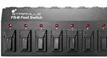 Stairville FS-8 Foot-Switch
