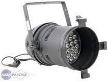 Stairville PAR 64 LED 1W Pro black long