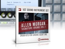 Steinberg Allen Morgan Signature Drums Vol. 1