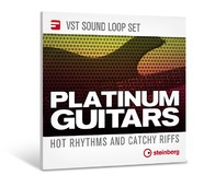 Steinberg Platinum Guitars VST Sound Loop Set