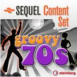 Steinberg Sequel Content Set Groovy 70s