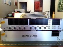 Studer D19 MicAD STAGE