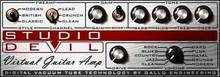 Studio Devil Virtual Amp