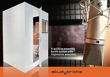 Studiobricks Cabine Standard 2 mts X 2 mts