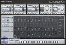 Sugar Bytes Consequence - The Chord Synquencer