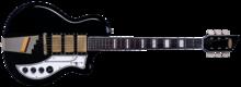 Supro 1275JB Tri-Tone