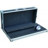 Swan Flight Tiered 2 level guitar pedalboard case