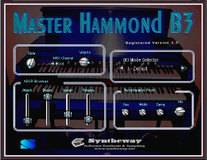 Syntheway Master Hammond B3