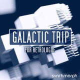 Synthmorph Galactic Trip for Retrologue