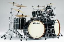 Tama Starclassic Bubinga Omni-Tune SO42FHS - Piano Black