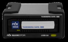 Tandberg RDX QuikStor