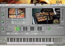 Tascam Continuous Velocity Piano