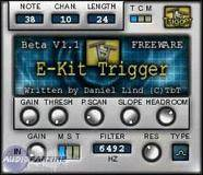 TbT Audio E-Kit Trigger [Freeware]