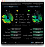 TC Electronic LCn Loudness Correct