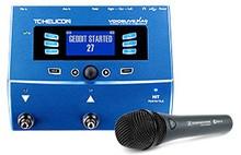 TC-Helicon Bundle VoiceLive Play w/ Sennheiser e 835 fx
