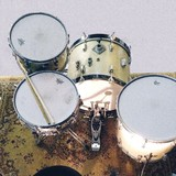 Tchackpoum ReaperDrummer Ludwig SuperClassic 1964
